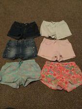 Girls designer shorts bundle, age 2-3, Chloe, Mayoral, Microbe, Sunuva excelent