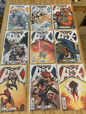 Avengers Vs X-Men #3 - #9, #11 - #12 by Ed Brubaker John Romita Jr. (2012)