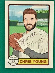 CHRIS YOUNG - 2018 CONCERT CARD