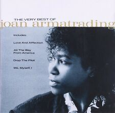 Joan Armatrading Very Best Of CD NEW SEALED Love & Affection/Me, Myself,I+