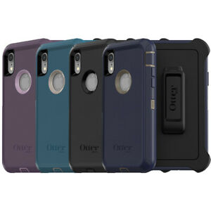 AUTHENTIC NEW OtterBox for iPhone XR Defender Series Case