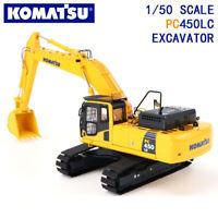 '1/50 KOMATSUPC450LC EXCAVATOR Engineering Vehicle Model Collection