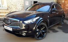 Front splitter for Infiniti FX37 FX50 QX70