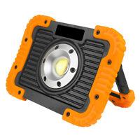 LED COB Inspection Lamp Work Light Flexible Torch Magnetic 10W 180° Adjustable