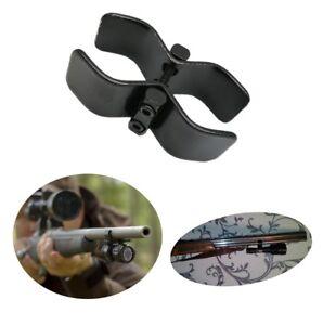 Rifle Gun Shotgun Mount Airsoft Video For Hunting Trail Cam Torch Barrel Clamp