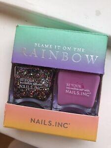 Nails Inc Gift Set