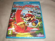 paper mario color splash neuf sous blister