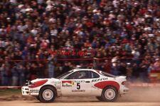 Armin Schwarz Toyota Celica Turbo 4WD Portugal Rally 1992 Photograph 1