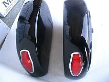 Mutazu LN Motorcycle Hard Saddlebags for Suzuki C50 S50 M50 C90 M109R VL800