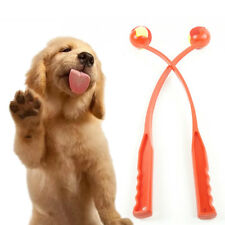 Tennis Ball Thrower And Launcher Pet Toy Interactive Pet Dog Training Play Fetch