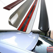 98-00 Painted For Lexus GS300 400 430 Sedan RS Rear Roof Spoiler 202 Black §