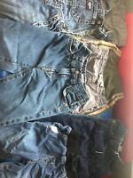 Boys 9-12Months Pants  Carters,baby Gap Lot Of 8