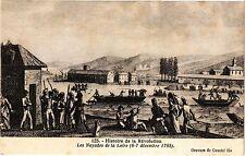 CPA Histoire de la Révolution-Les Noyades de la Loire (189740)