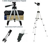 Universal Camera Camcorder Tripod Stand 1.02M - Canon Nikon Sony Fuji Panasonic