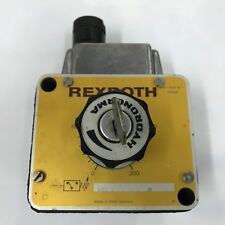 REXROTH Hydraulic Pressure Switch HED 2 0A 22/200