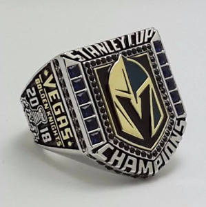 SPECIAL EDITION Las Vegas Golden Knights Stanley Cup Finals (2018) In 925 Silver