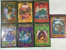 DELTORA QUEST A Lot of 7 (pb) Lake Tears,City Rat, Valley Lost, +++Emily Rodda
