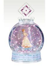 *97 Takara Disney Frozen 2 Snow Globe Collection Series Elsa & Anna Figure