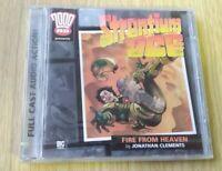 Audio CD 2000AD Strontium Dog Fire From Heaven Big Finish Comic Simon Pegg
