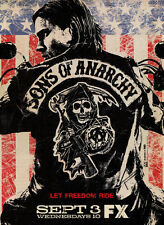 """""""SONS OF ANARCHY"""" Poster [Licensed-NEW-USA] 27x40"""" Theater Size (V2)"""