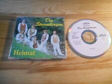 CD Volksmusik Die Stromberger - Heimat (1 Song) MCD CARO CORD