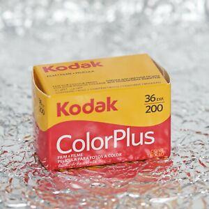 *NEW* Kodak Color Plus Colorplus 200 35mm (36 exposures) film