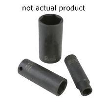 """Sunex 810md 1/4"""" Dr. 10mm Vaso de impacto para llave"""