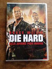die hard une belle journée pour mourir DVD (2013) avec bruce willis