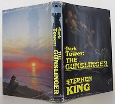 STEPHEN KING The Gunslinger: Dark Tower 1 FIRST EDITION