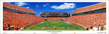 CLEMSON TIGERS FOOTBALL SUPERSIZED PHOTO PRINT & COIN