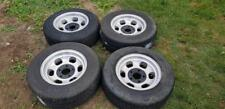 Holden Hq Hj Hx Hz Wb jelly bean 14 x 7 mag wheels and tyres with 60-70 % tread