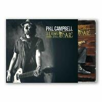 Phil Campbell - Old Lions Still Roar [CD] Sent Sameday*
