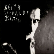 KEITH RICHARDS - Main Offender  CD