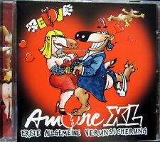 CD /  EAV (Erste Allgemeine Verunsicherung) – Amore XL / RAR / 2007 /
