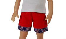 """Boneka Boxer Shorts 24 cm Poupées/Short Summer Pants For 24/10"""" Dolls"""