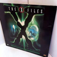 X-Files Laserdisc Episodes 1x19 & 1x23