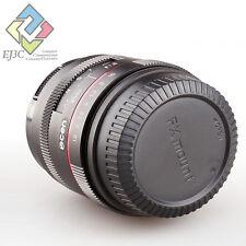 35mm F1.6-16 Manual Lens for Sony E Mount NEX 3N 5R 5T 6 7 A6300 A6000 A5100 A50