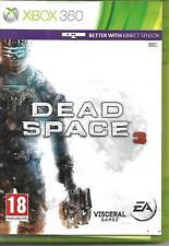Dead Space 3, Xbox 360 Spiel, Super Zustand.