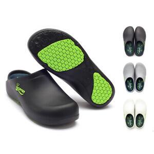 ESCOFFIER ESM-16 Kitchen Chef Shoes Non-slip Sole Waterproof Flexible Cookware