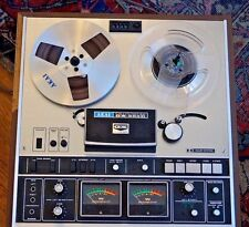 Akai GX-285D Stereo Tape Deck*Reel-to-Reel*1970s Vintage* Tested/Works/Manual