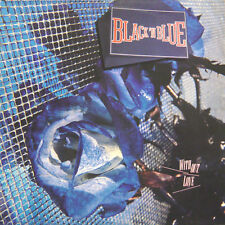 BLACK 'N BLUE Without Love NED Press Geffen GEF 26565 1985 LP