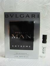 BVLGARI MAN EXTREME Eau de Toilette Trial Size Cologne Sample SPRAY 1.5ml .05oz