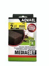 Aquael PAT MINI aquarium filter spare standard sponge 2 pack
