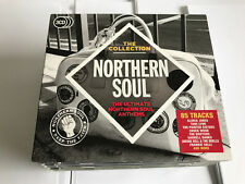 NORTHERN SOUL: THE COLLECTION 3CD SET (2016) UNPLAYED 0190295912031