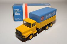 ± LION CAR DAF N2800 N 2800 TRUCK YELLOW GERLACH NEAR MINT BOXED