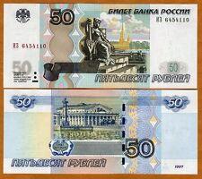 Russia, 50 rubles, 1997 (2004), P-269 (269c), Ex-Ussr, Unc