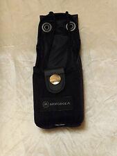 Motorola Nylon Carrying Case NTN7247A for XTS2500 XTS1500 OEM
