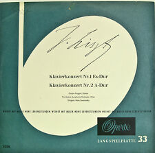 LISZT CONCERTI PER PIANOFORTE 1+2 ORAZIO FRUGONI ORCHESTRA VIENNA SWAROWSKY d386