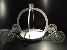 Candy Cart Table Top, Cake Display, New, 130cm x 80cm x 50cm. 10mm White Plastic