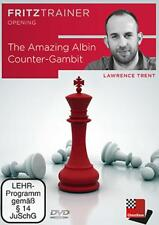 ChessBase: Trent - The Amazing Albin Counter-Gambit - Schach NEU OVP !